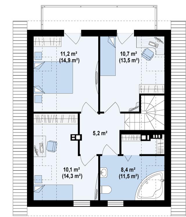 Z45 планировка 3