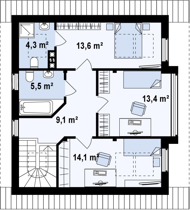 Z47 планировка 3