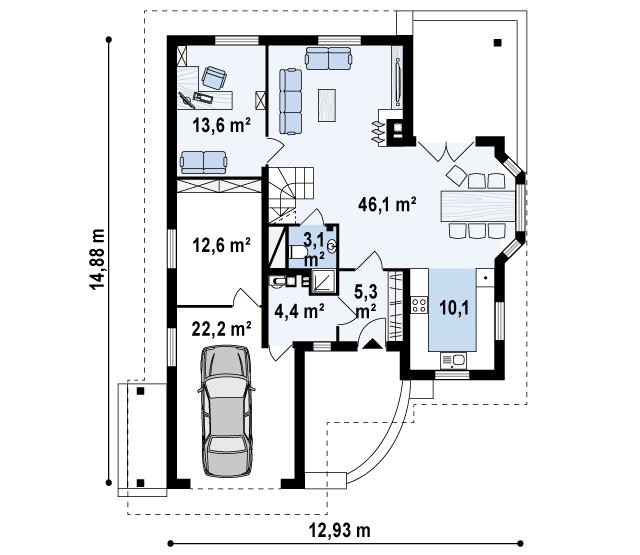 Z58 планировка 1