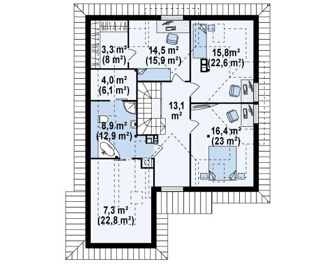 Z58 планировка 2