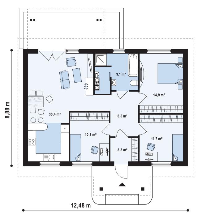 Z61 планировка 2