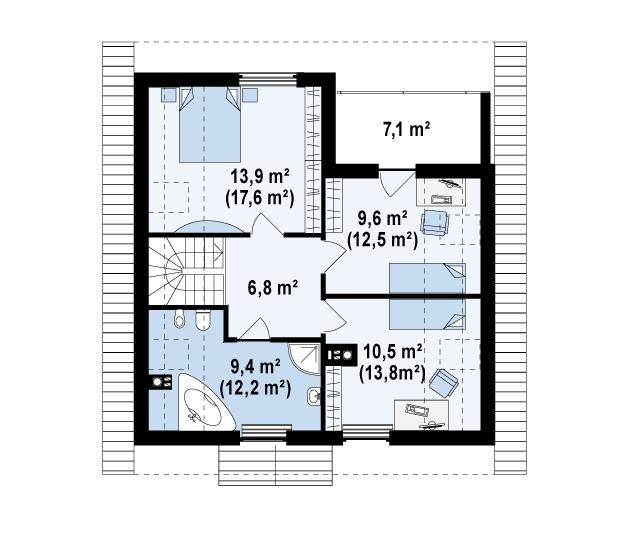 Z62 планировка 3