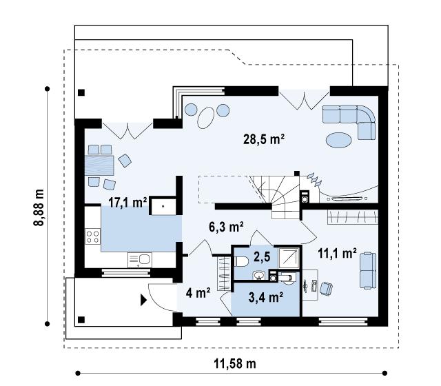 Z66 планировка 2