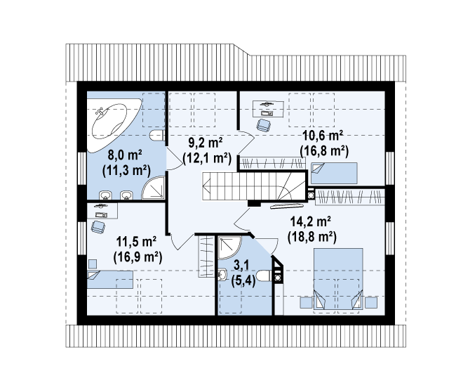 Z66 планировка 3
