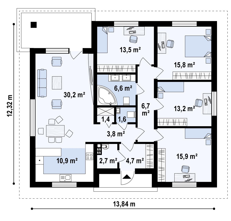 Z67A планировка 2