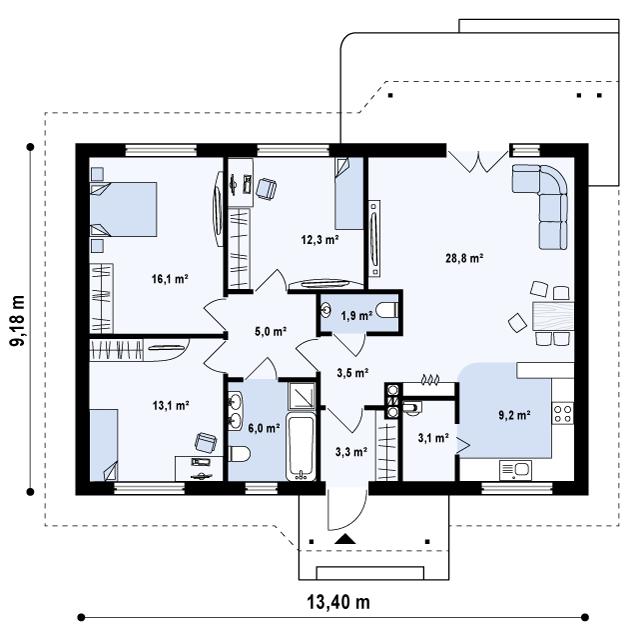 Z69 планировка 2
