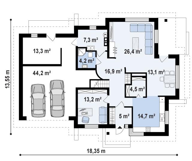 Z70 планировка 1
