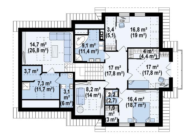 Z70 планировка 2