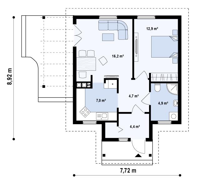 Z73 планировка 2