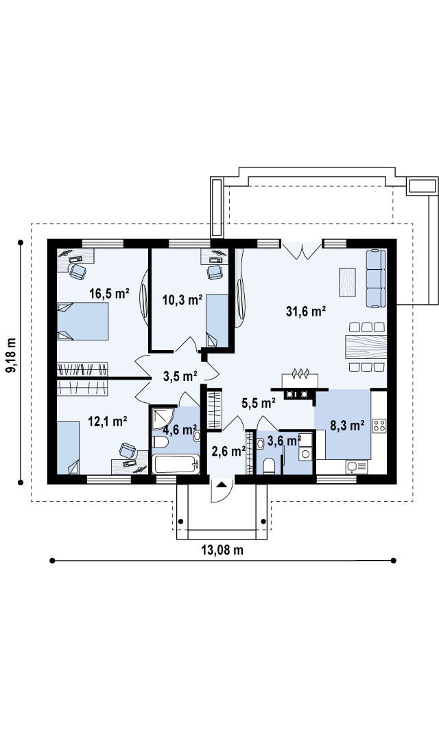 Z8 планировка 2