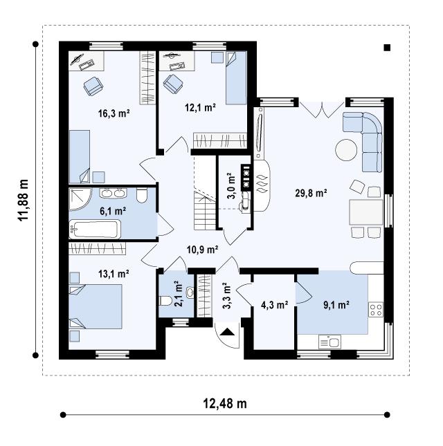 Z84 планировка 1