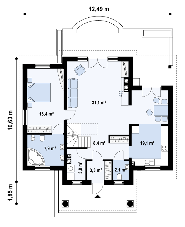Z9 планировка 1