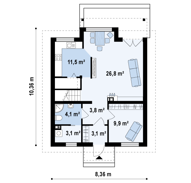 Z99 планировка 2