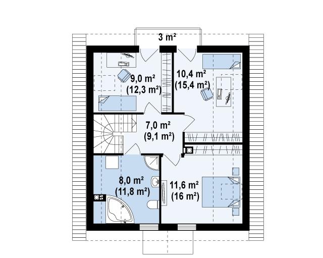 Z99 планировка 3