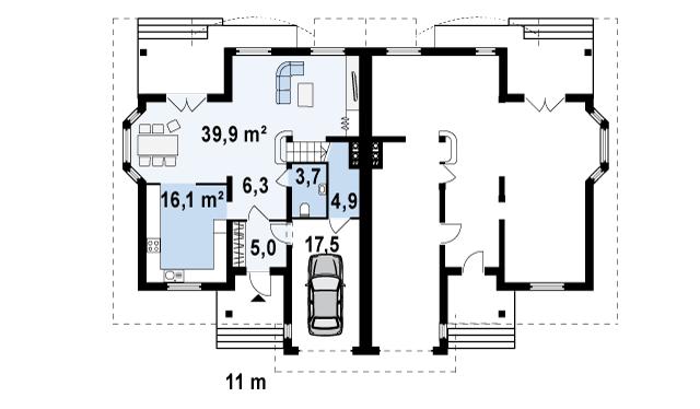 Zb1 планировка 1