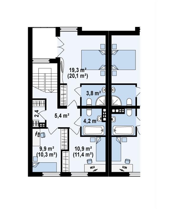 Zb7 планировка 3