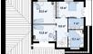 Планировака дома Zx12