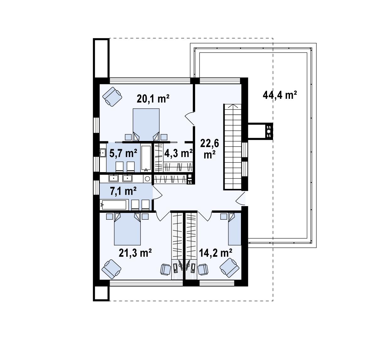 Zx123 планировка 3
