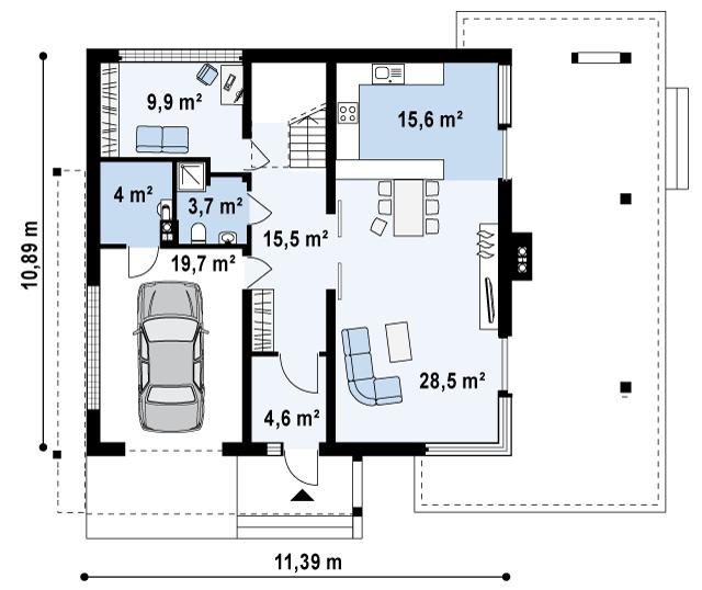 Zx2 планировка 1