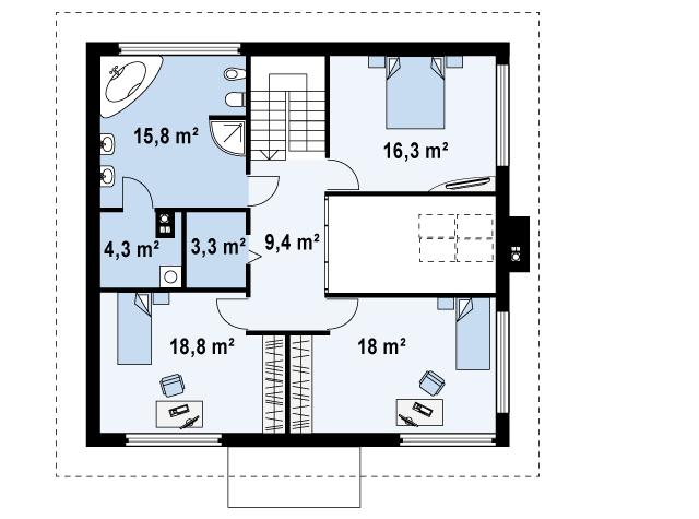 Zx2 планировка 2