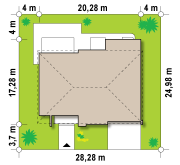 Zx20 участок 1
