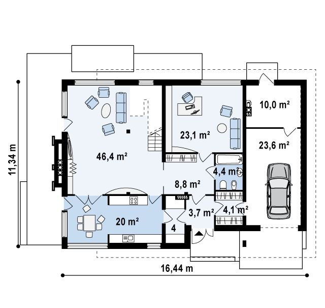 Zx21 планировка 3