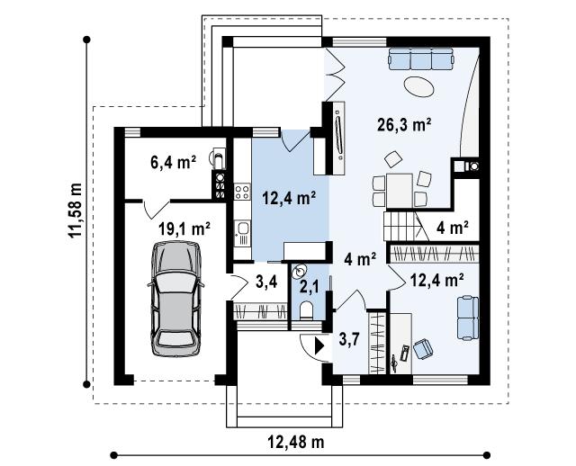 Zx24 планировка 1