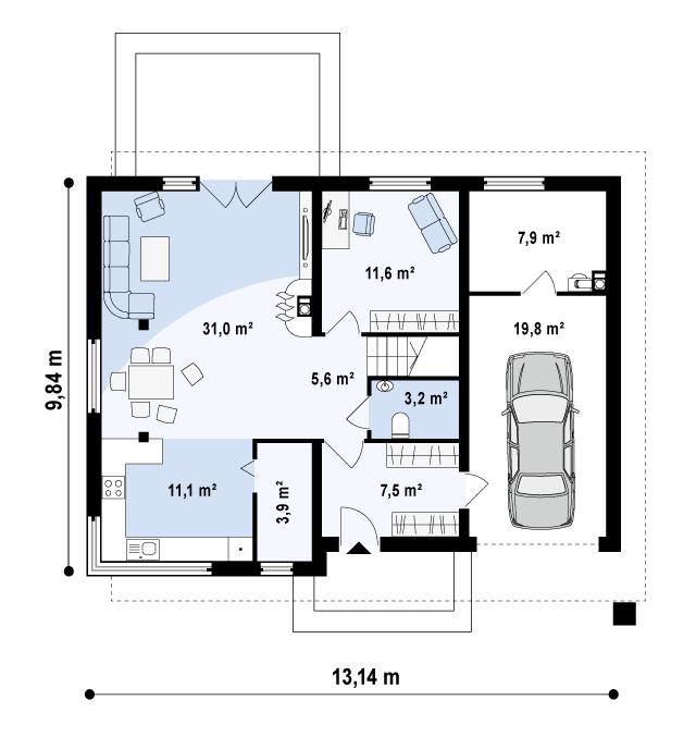 Zx29 планировка 1