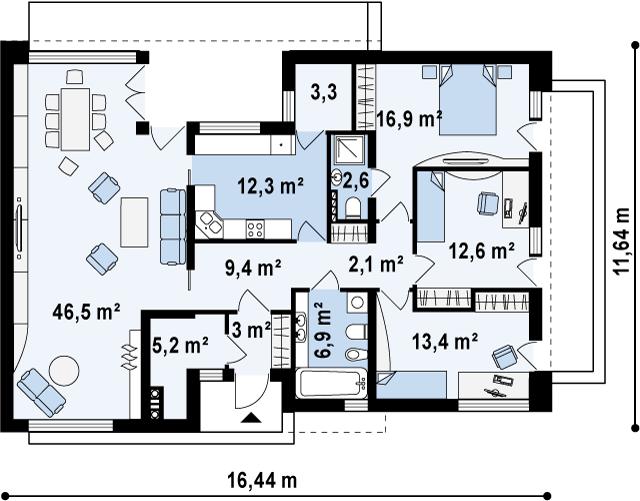 Zx34 планировка 1