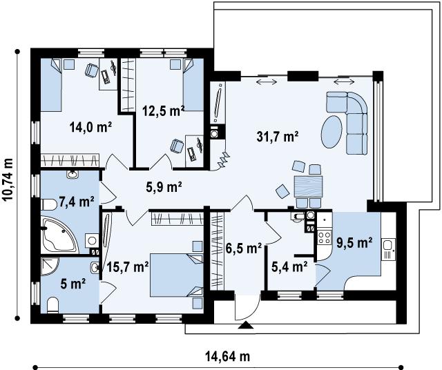 Zx35 планировка 2