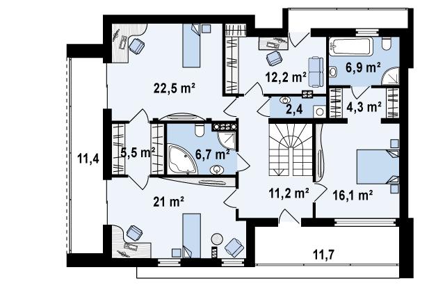 Zx39 планировка 3