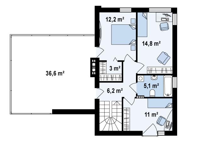 Zx41v1 планировка 2