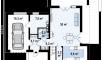 Планировака дома Zx41v1