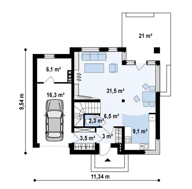 Zx47 планировка 1