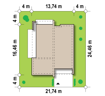 Zx49 участок 1