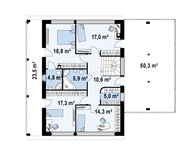 Zx5 планировка 2