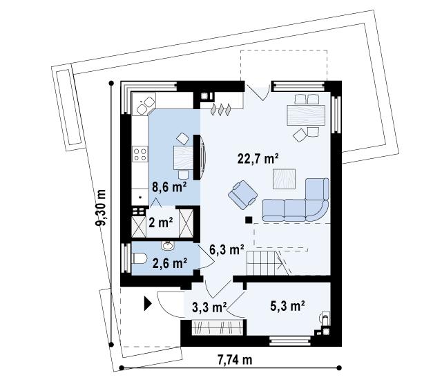 Zx51 планировка 2