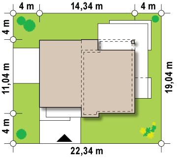 Zx54 участок 1