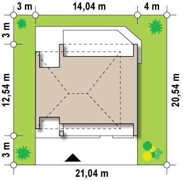 Zx55 участок 1