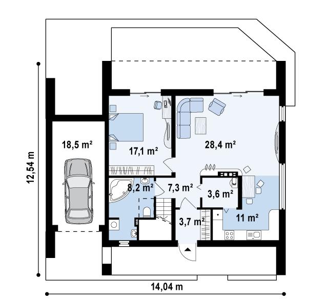 Zx55 планировка 2