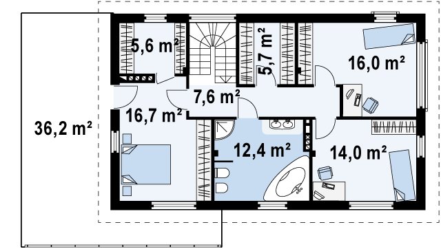 Zx6 планировка 3