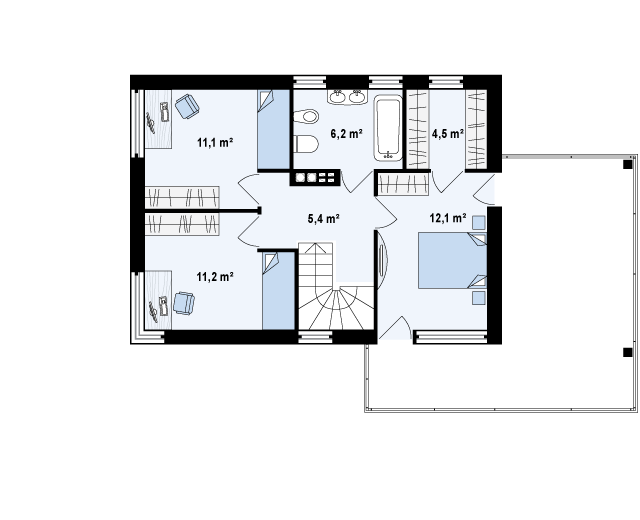 Zx63 планировка 3