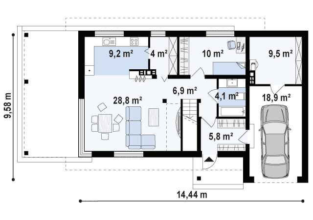 Zx63b + планировка 1