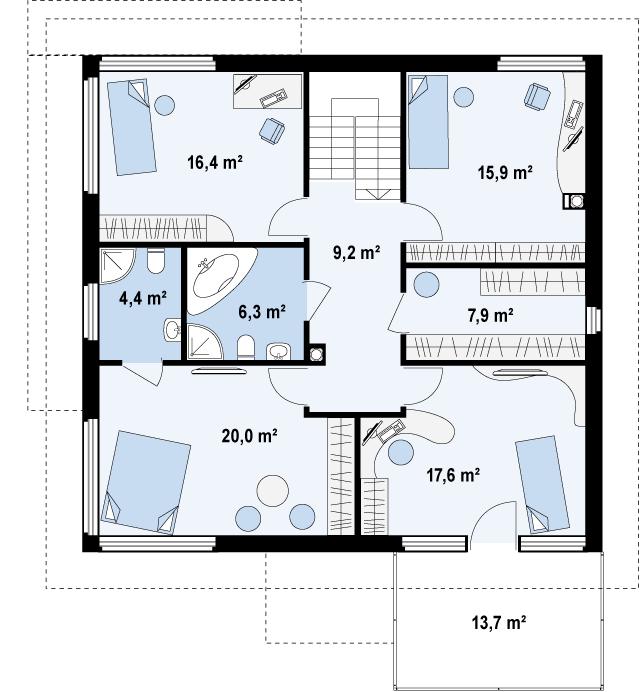 Zx7 планировка 2