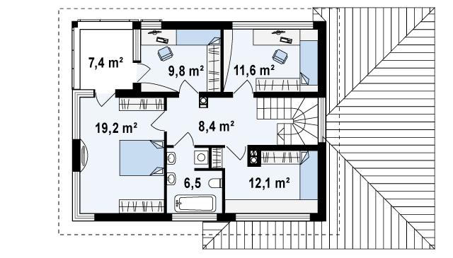 Zx8 планировка 3