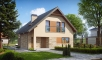 Проект дома Z134 иллюстрация 1