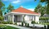 Проект дома Z141 иллюстрация 1