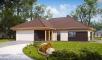 Проект дома Z144 иллюстрация 1