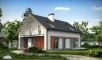 Проект дома Z215 иллюстрация 1