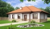 Проект дома Z23 иллюстрация 1